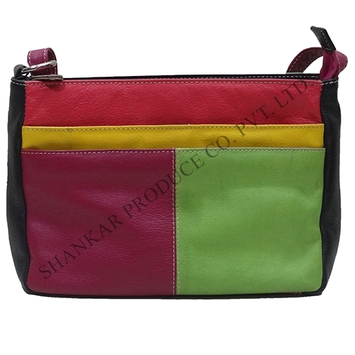 women Leather Fancy Shoulder Bag