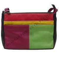 Leather Fancy Shoulder Bag