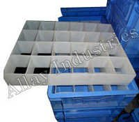 Plastic Separator for Aluminum Machined Component