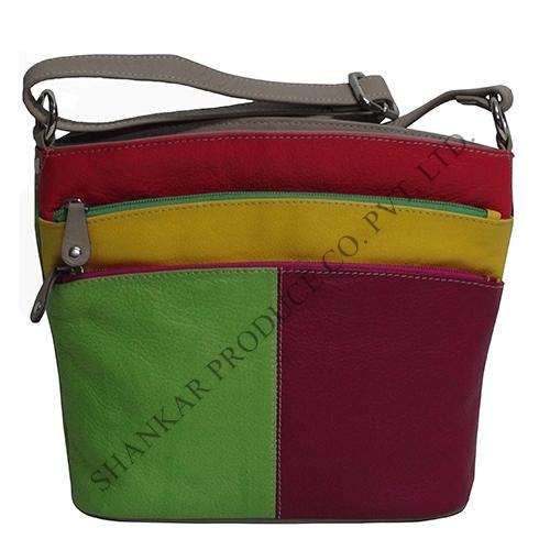 Leather Long Shoulder Bags