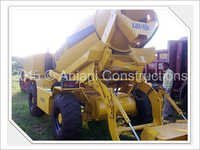 Ajax Fiori Concrete Mixer on Rent