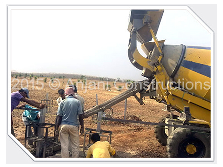 Ajax Concrete Machine On Rent
