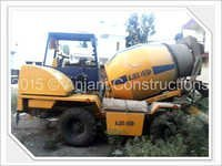 Self Loading Mixer on Rent
