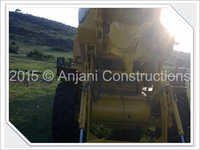 Self Loading Mobile Concrete Mixer on Hire