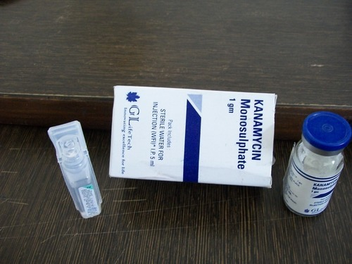 Kanamycin Monosulphate