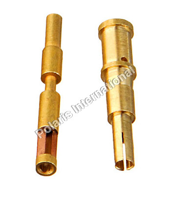 Brass Male Female Pin