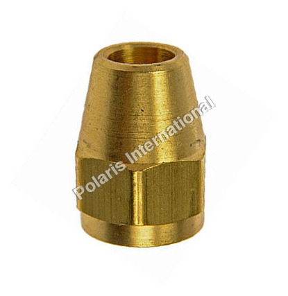 Brass Hex Long Nut