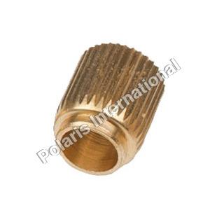 Brass Straight Molding Inserts