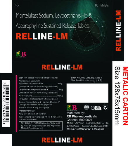 RELLINE  TABLET