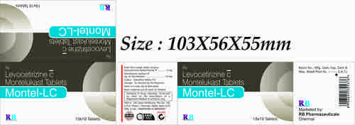 MONTEL-LC TABLET