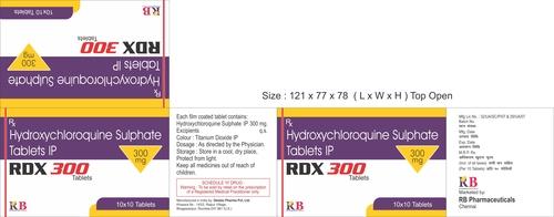 RDX 300 TABLET