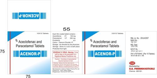 Acenor-P