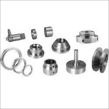 Stainless Steel Precision Machined Components