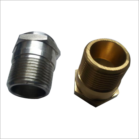 Brass Housing Fitting Parts