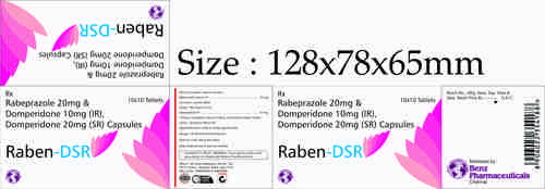 RABEN-DSR TABLET