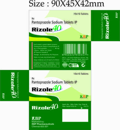 RIZOLE-40 TABLET