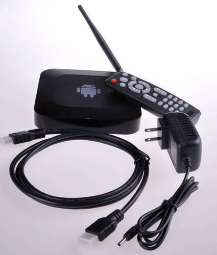 rk3188 quad-core smart player Google TV box multi-screen interactive TV