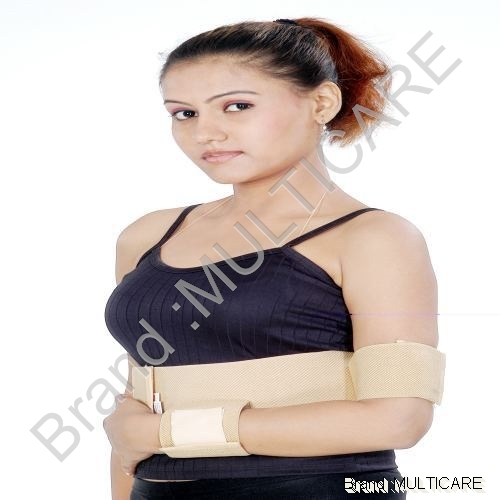 Shoulder Immobilizer ( Deluxe)