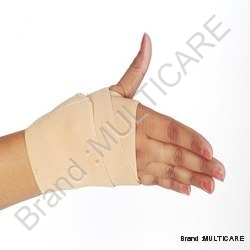 Wrist Wrap With Thumb Support