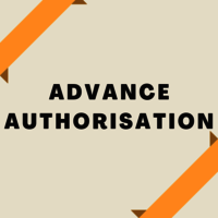 Advance Authorisation and Advance Licence