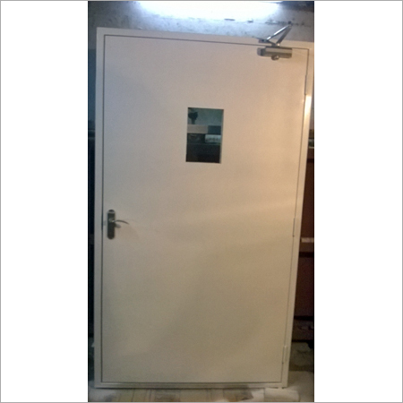 Industrial Puf Door