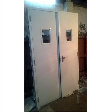 Steel Fire Rated Check Door & Steel Fire Check Door Exporter Manufacturer Service Provider ...