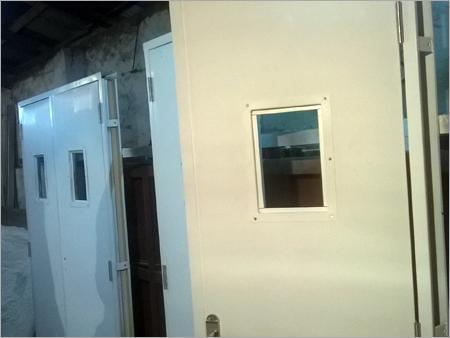 Steel Fire Check Door
