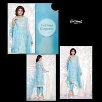 Casual Georgette Dress Material