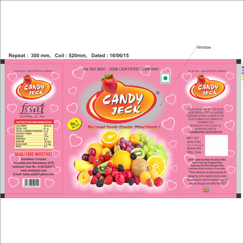 Flavored Candies
