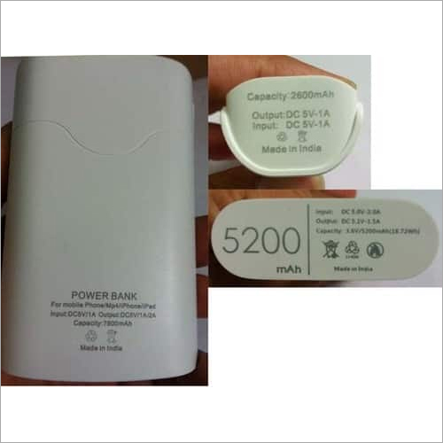 power bank made in india