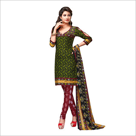 Stylish Cotton Salwar Suits