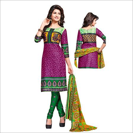Cotton Fabric Salwar Kameez