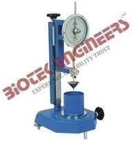 Standard Penetrometer, hand operated