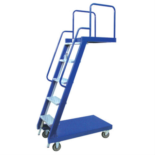 Mobile Trolley Ladder