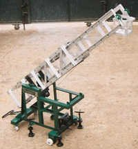 Mobile Tiltable Tower Ladder