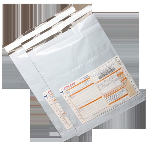Tamper evident bags and courier bags