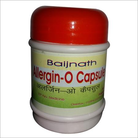Skin Allergy Ayurvedic Capsules