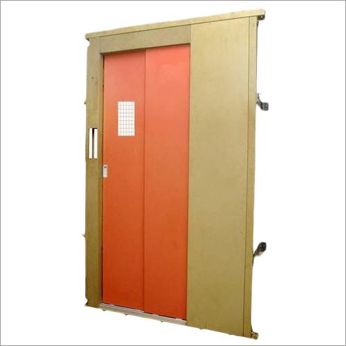 Elevator Manual Door