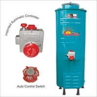 Gas Fired Water Heater