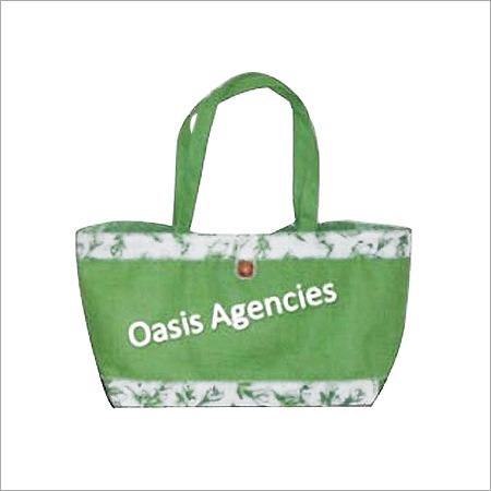 Ladies Jute Hand Bag