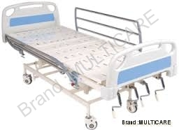 ICU Bed Mechanical ( ABS Panels & SS Side Railing)