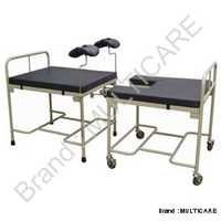 Obstetric Delivery Bed in 2 Parts ( 2 Section )