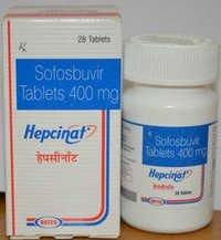 Hepcinat ( Sofosbuvir ) 400mg Tablets