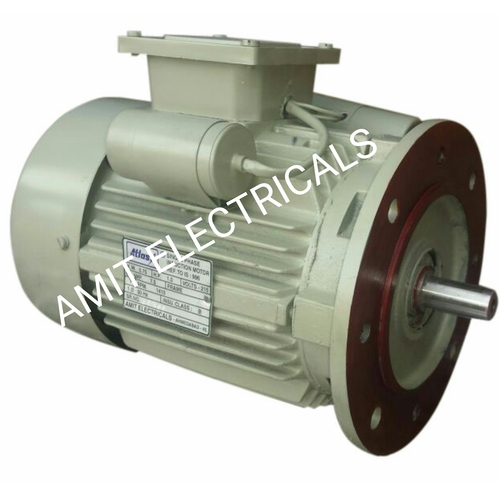 Single Phase Flange Mounted Motor