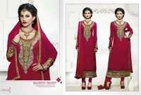 Latest Wedding Salwar Kameez