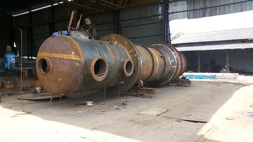 SS Heavy Fabrication