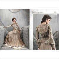 Anarkali Fancy Embroidery Suit