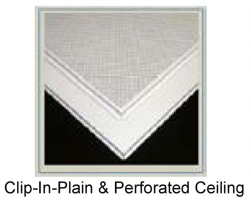 Clip In Micro Perforated Ceiling