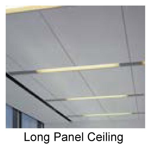 Long Panel Ceiling