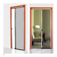 Door Retractable Fly Screens